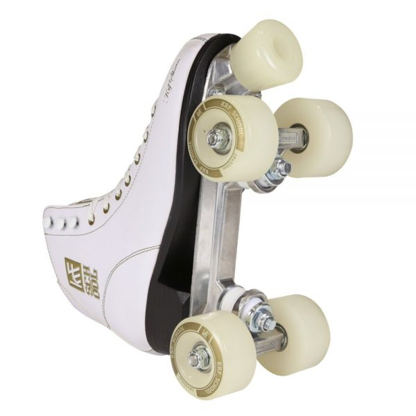 Patines KRF School Alu Blanco