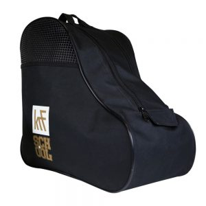 Bolsa Porta Patines School Black