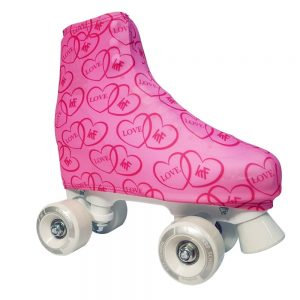 Funda Cubre Patines KRF Love