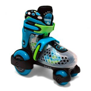 Patín Baby Quad New Blue