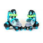 Patín Baby Quad New Blue Frontal