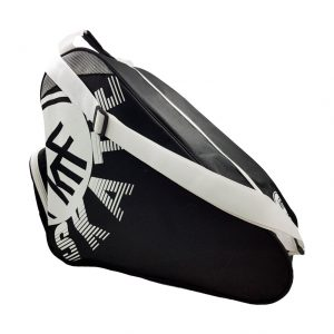 Bolsa Porta Patines Skate New Black White