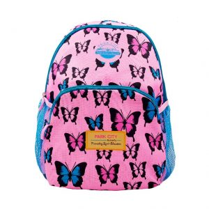 Butterfly Park City backpack