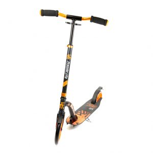 Scooter Premier City 230-180 Negro Naranja