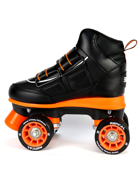 Patines Roller Rental Junior Velcro Lateral Interior