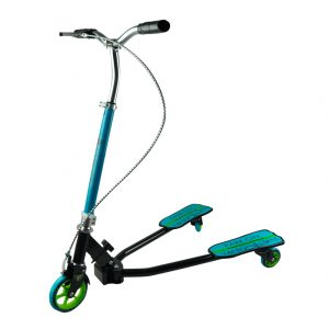 Park City Scooter Frog Blue