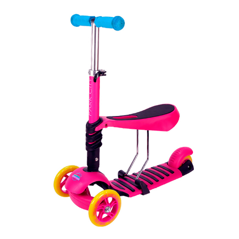 Scooter Park City Con Asiento Special Edition